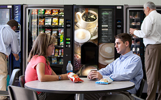 break room vending service