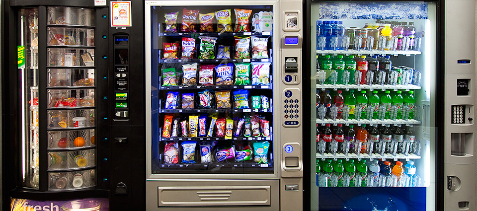 vending technology